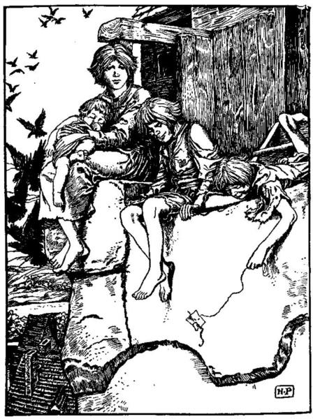 Otto of the Silver Hand 3 - Howard Pyle