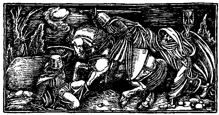 Otto of the Silver Hand 37 - Howard Pyle