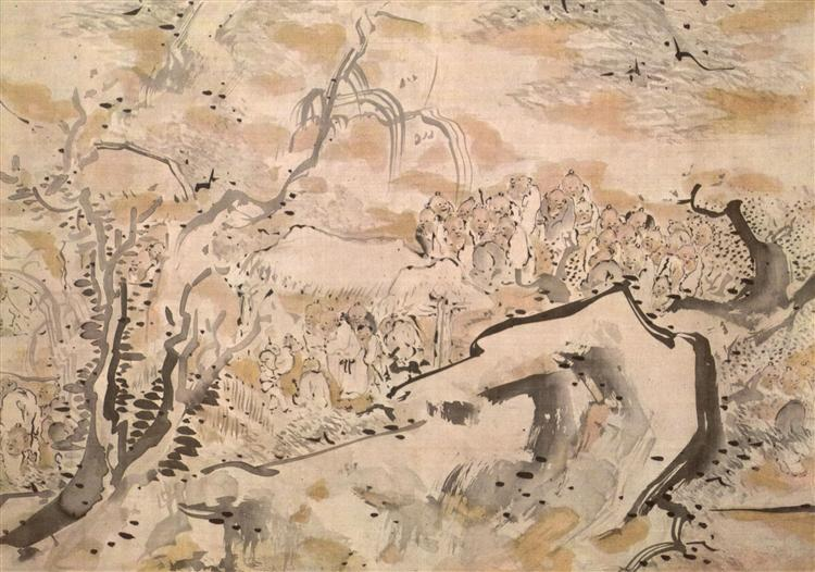 unknown title - Ike no Taiga