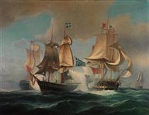 Sea Battle - Ioannis Altamouras