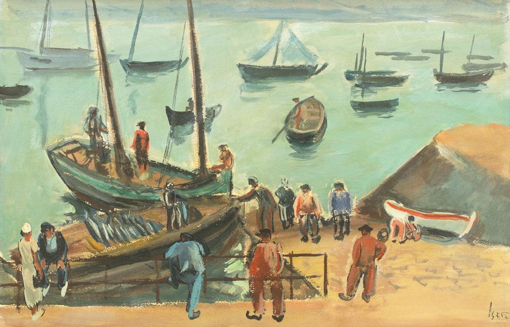 Bretania Port, 1930