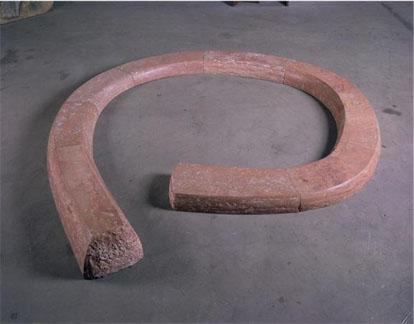 Magic Ring, 1970 - Isamu Noguchi