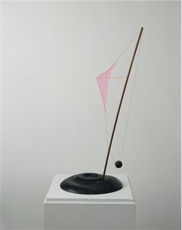 The World is a Foxhole (I am a Foxhole), 1943 - Isamu Noguchi