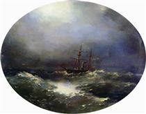 Vista mare - Ivan Aivazovsky