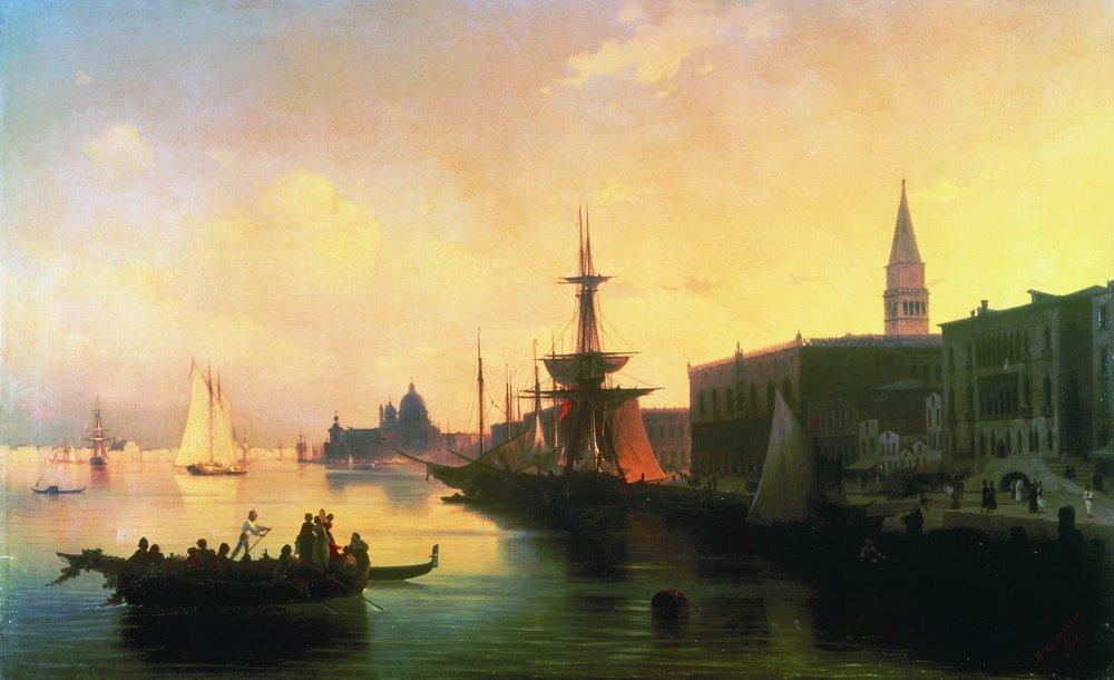 Venice, 1842