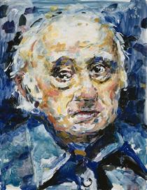 Self-Portrait (No.16) - Ivan Albright