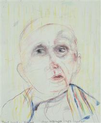 Self-Portrait (No.18) - Ivan Albright