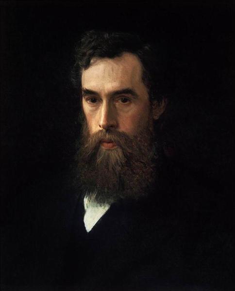 Portrait of Pavel Tretyakov, 1876 - Ivan Kramskoy