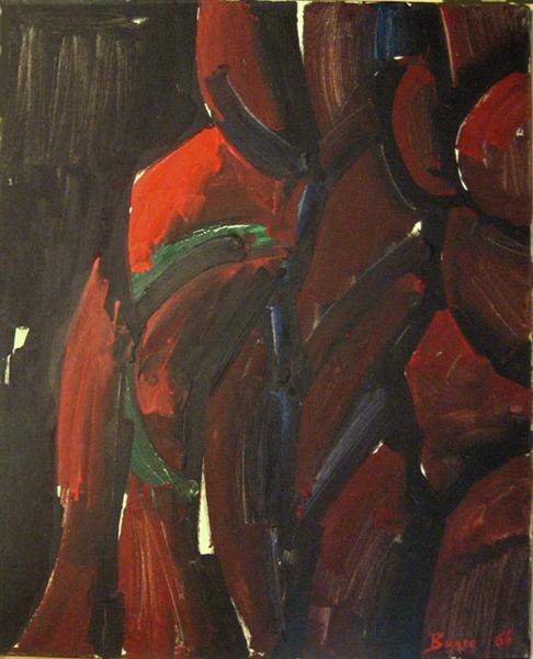 Surgis de la croupe de bond, 1966 - Жак Бюссе