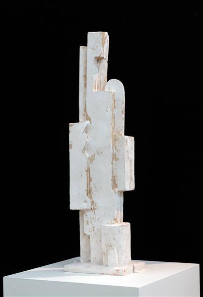 Figure, 1915 - Jacques Lipchitz