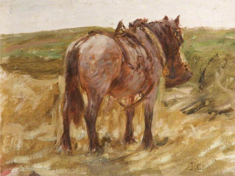 Horse - James Charles