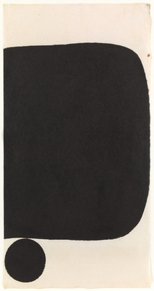 Untitled, 1959 - James Lee Byars