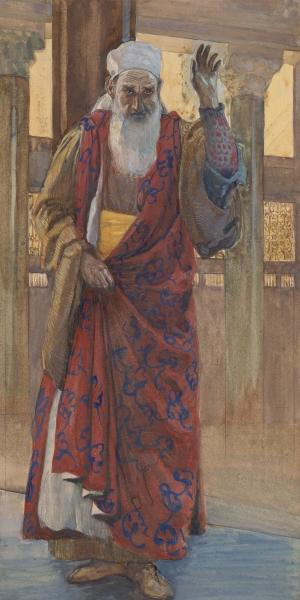 Isaiah, c.1896 - c.1902 - James Tissot