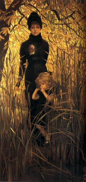 Orphan, c.1879 - James Tissot