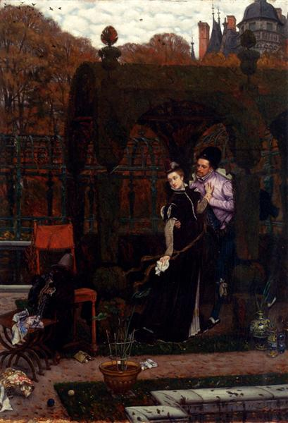 The Rendez Vous - James Tissot
