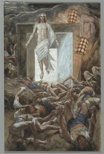 The Resurrection (La Résurrection) - James Tissot