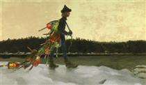 The Mainland - Jamie Wyeth