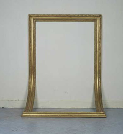 Guilded Frame, 2002 - Jan Maarten Voskuil