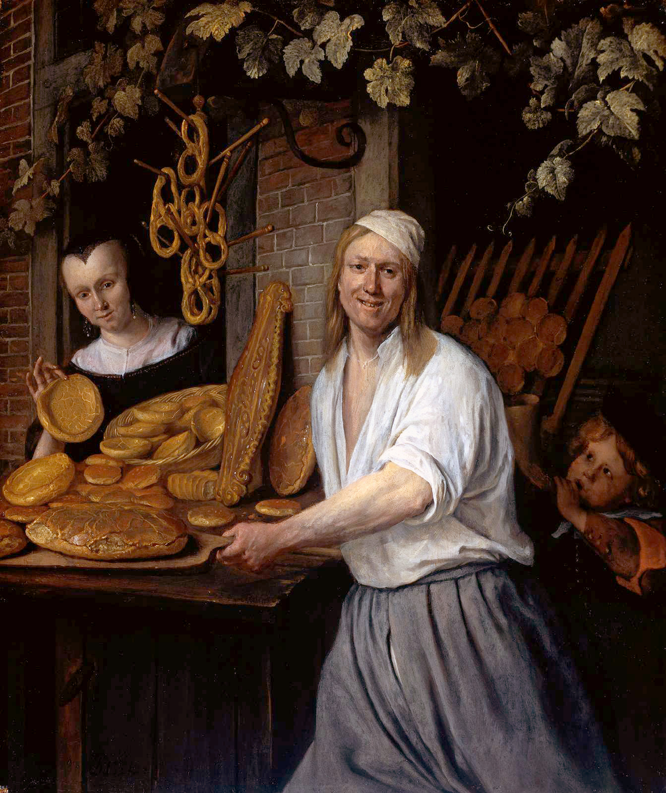 Jan Steen Paintings