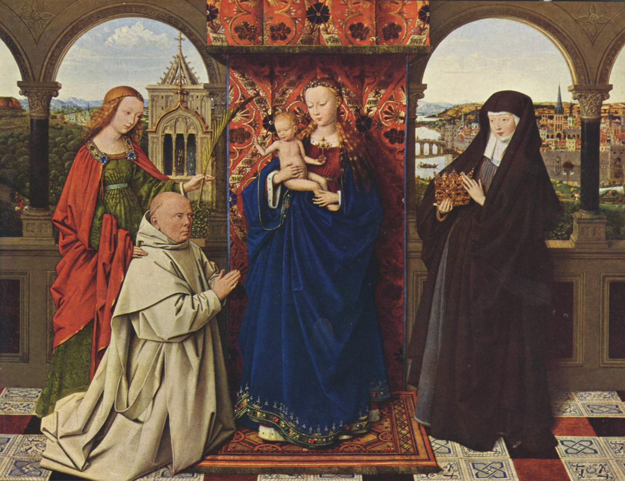 a comparison of artist jan van eycks northern renaissance paintings with other artworks Artworks auctions galleries  northern renaissance, old  there aren't any works available by the artist at this time follow jan van eyck to receive .