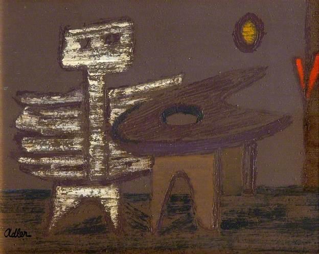 Composition, 1943