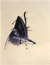 Untitled (Jewelry series) - Jay DeFeo