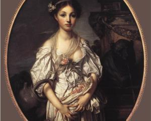 The Broken Pitcher - Jean-Baptiste Greuze