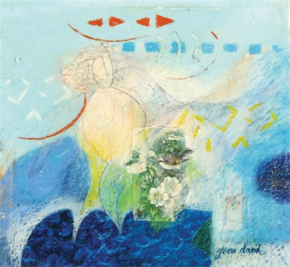 Figure - Jean David