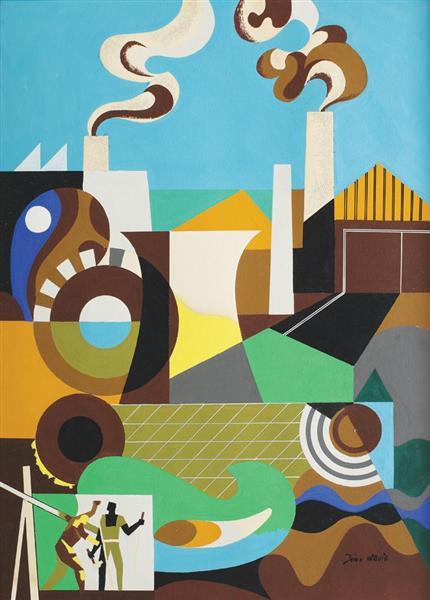 Refinery - Jean David