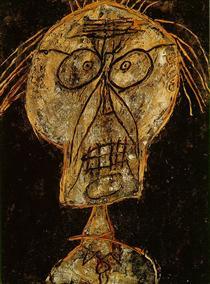 Jean Dubuffet - 57 artworks - WikiArt.org