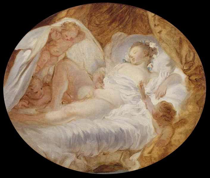 The Zenith, 1778 - Jean-Honore Fragonard