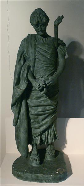 The Oracle of Snakes, 1899 - Jean-Léon Gérôme