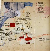 Eroica I - Jean-Michel Basquiat