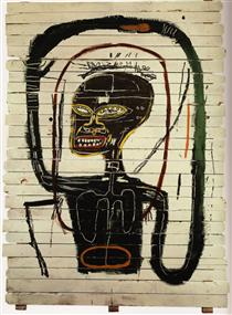 Flexible - Jean-Michel Basquiat