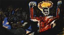 Profit I - Jean-Michel Basquiat