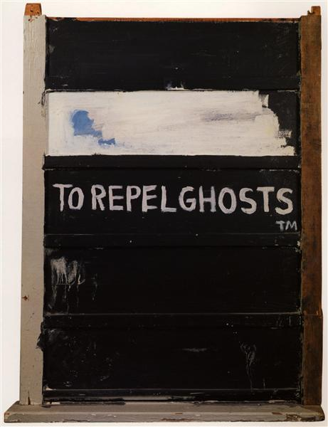 To Repels Ghosts, 1986 - Jean-Michel Basquiat