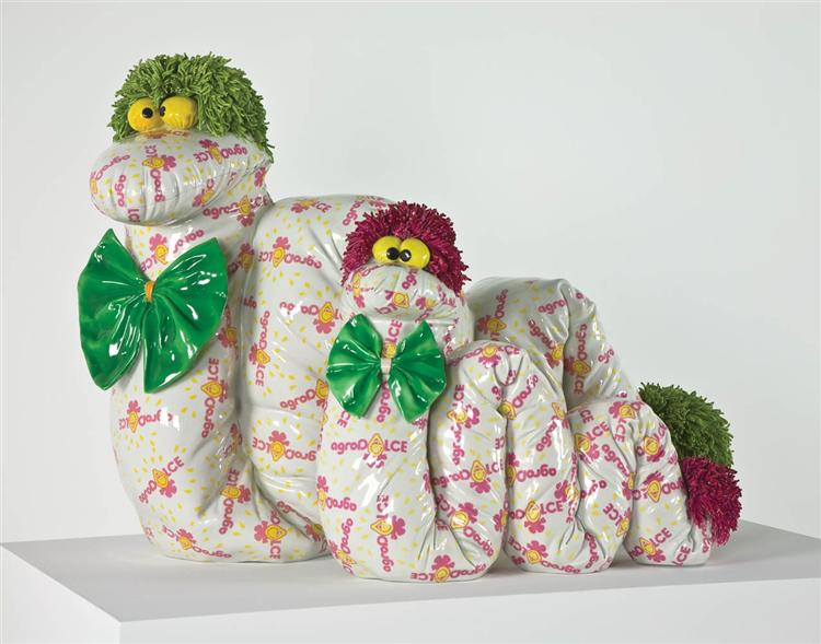 Serpents, 1988 - Jeff Koons