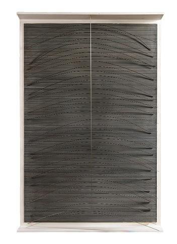 La courve bleue, 1965 - Хесус Рафаель Сото
