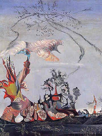 The Elements, 1942 - Jimmy Ernst