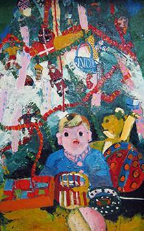 Noel's First Christmas - Joan Brown