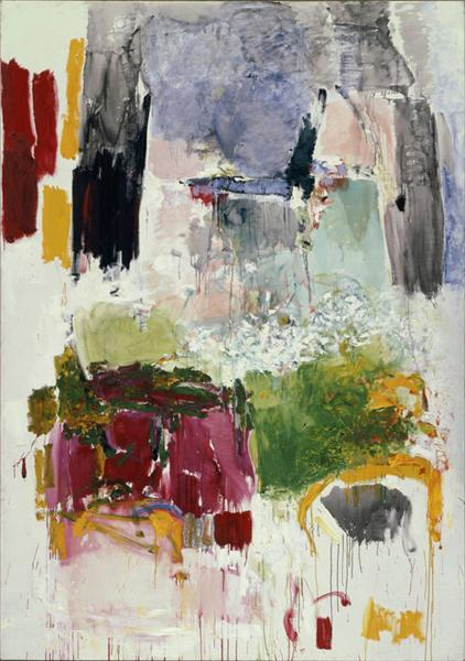 Low Water, 1969 - Joan Mitchell