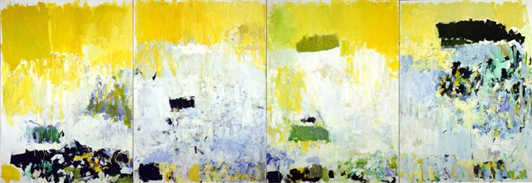 Salut Tom, 1979 - Joan Mitchell