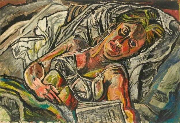 Jean Reading, 1953
