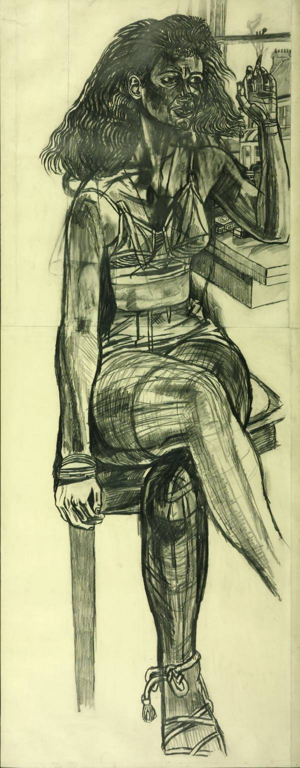 Susan Ballam, 1956
