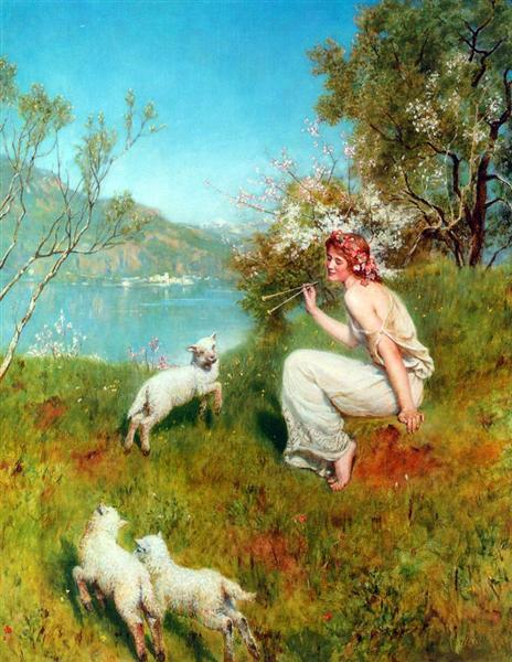Spring - John Collier