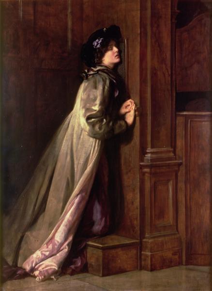 The Sinner, 1904 - John Collier