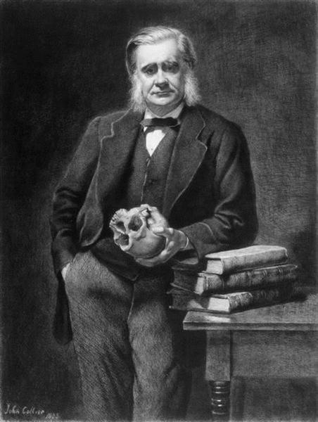 Thomas Henry Huxley, 1885 - John Collier