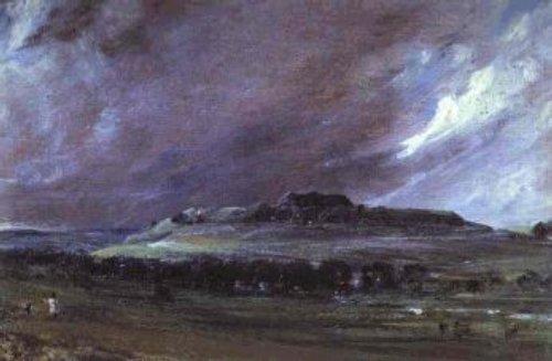 Old Sarum, 1829 - John Constable