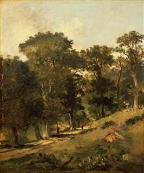 Postwick Grove, Norwich - Джон Кром