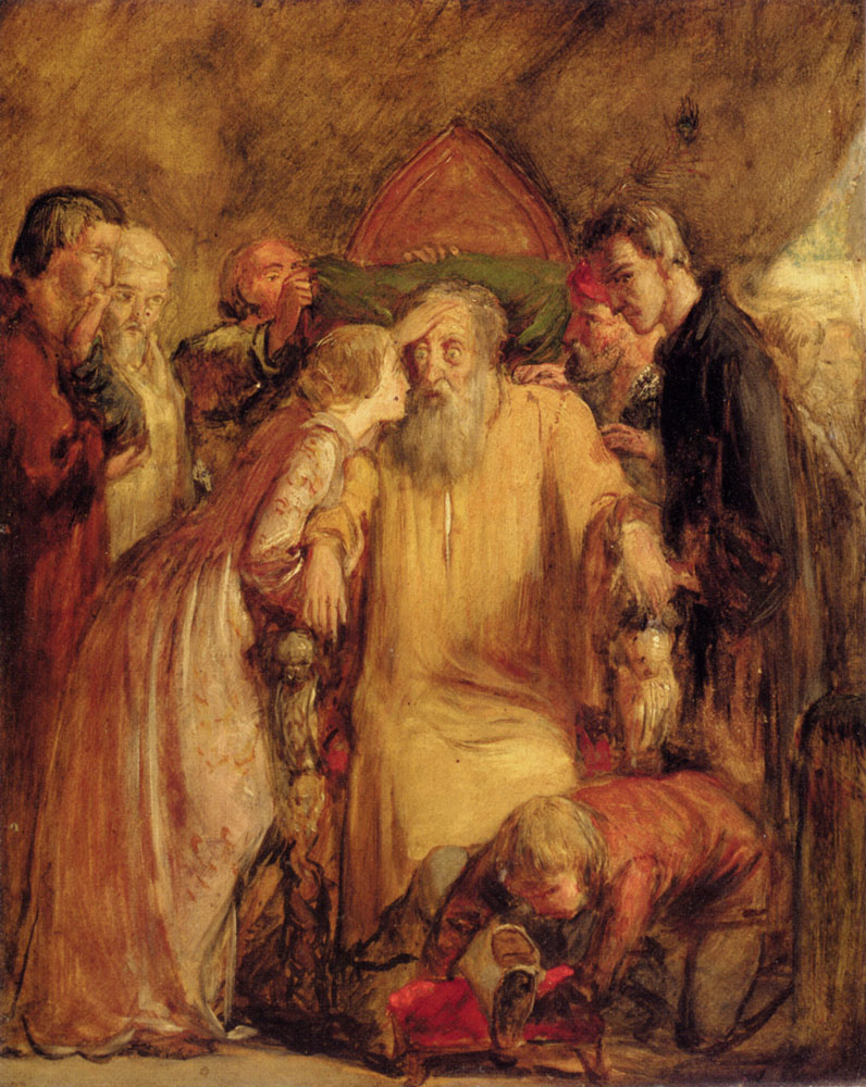 """the uses of the word friend in king lear a play by william shakespeare Discusses the challenges involved in translating shakespeare""""s king lear  misunderstanding, misinterpretation, and misjudgment play significant roles  it may sound odd in arabic to hear the word """"mawlay"""" used among friends as both of."""